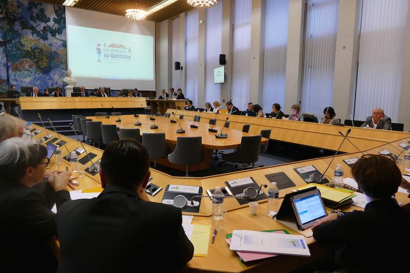 Session du Conseil départemental des Hautes-Pyrénées