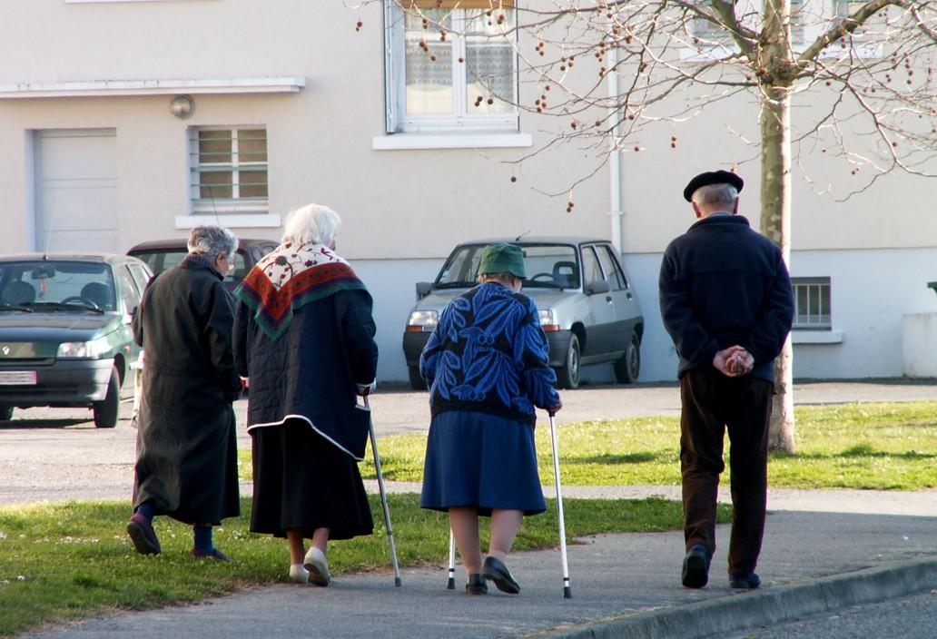 Personnes âgées à Tarbes